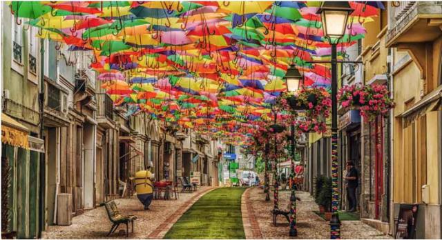 Umbrella-Sky-Project